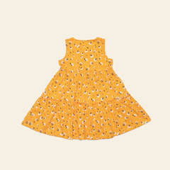 Детское женское пляжное платье E21K-54E101