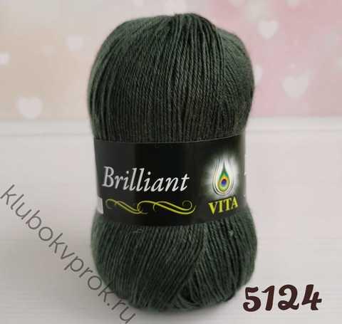 VITA BRILLIANT 5124, Темный зеленый