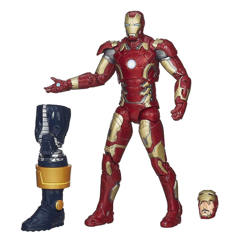 Железный человек - Iron Man Mark 43