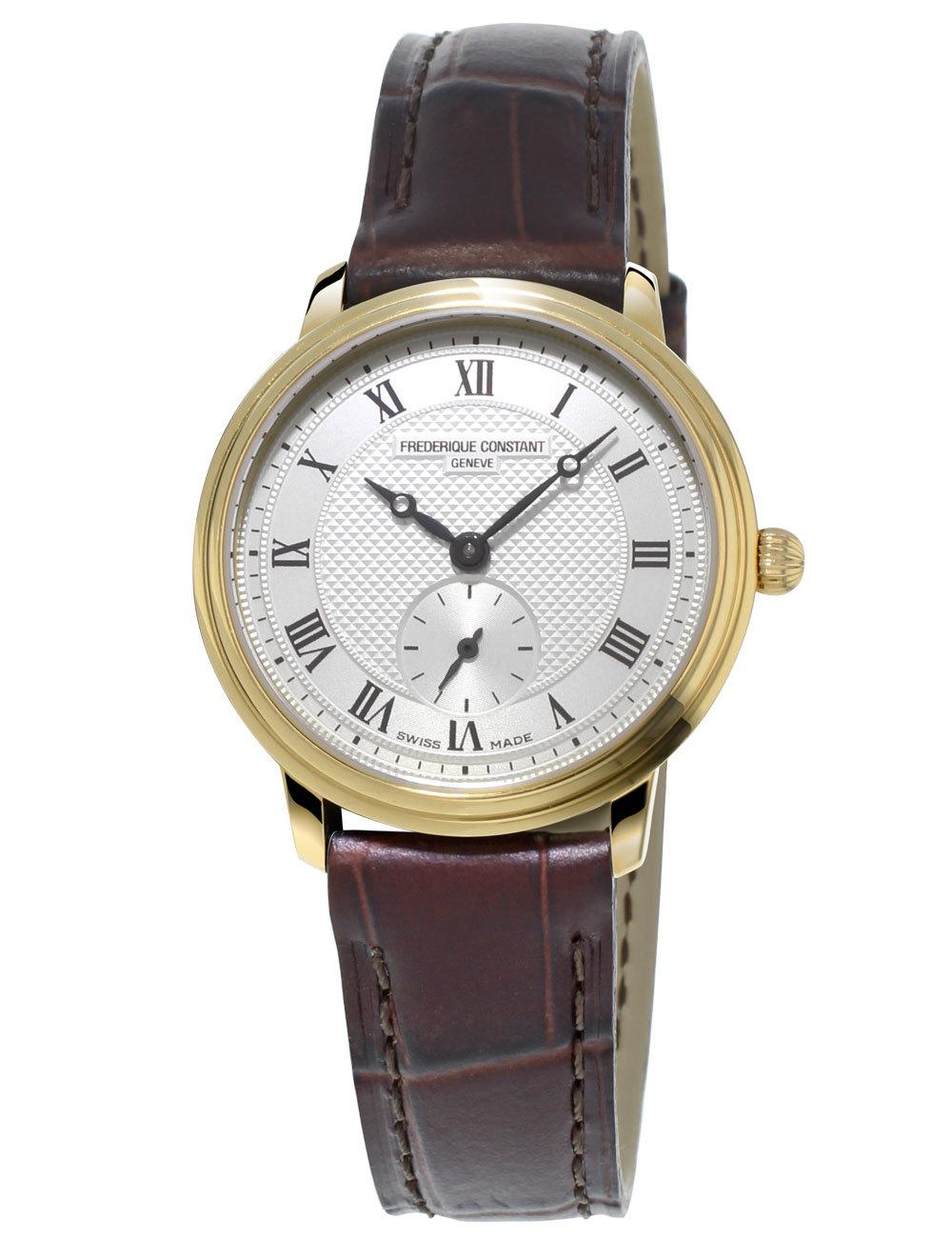 Часы женские Frederique Constant FC-235M1S5 Slimline Ladies