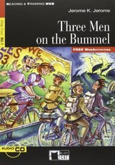 Three Men on the Bummel +D (Engl)
