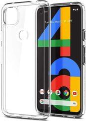 Чехол Spigen Ultra Hybrid для Google Pixel 4a (2020) Case - Crystal Clear