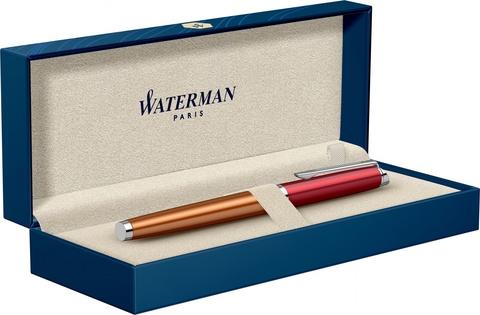 Ручка-роллер Waterman Hemisphere French riviera VERMILLON в подарочной коробке123