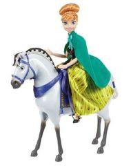 Набор кукол Анна и Конь из мультфильма  Холодное Сердце в магии кукол