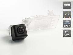 Камера заднего вида для Audi TT Avis AVS326CPR (#102)