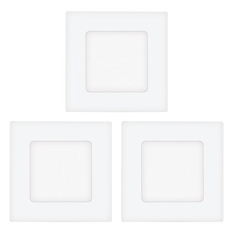 Комплект светильников светодиодных встраиваемых Eglo FUEVA 1 94733