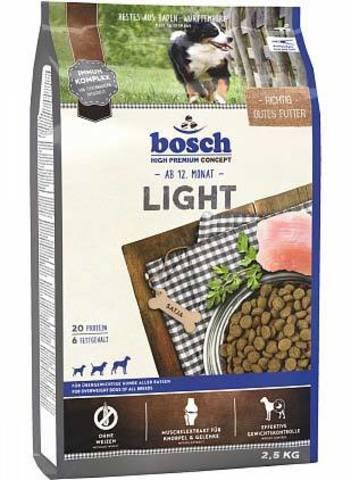 12,5 кг. BOSCH Сухой корм для взрослых собак с избыточным весом Light