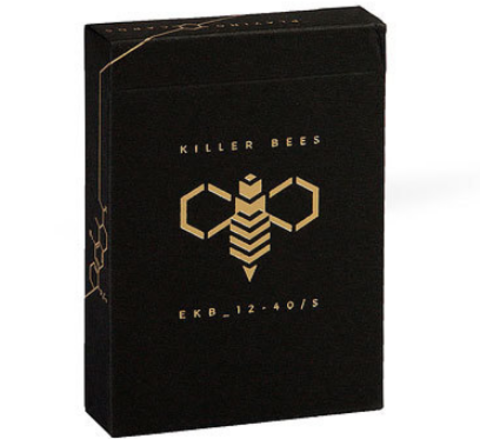 Карты Ellusionist Killer Bees V2