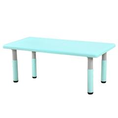 Пластиковый регулируемый прямоугольный стол 60х120