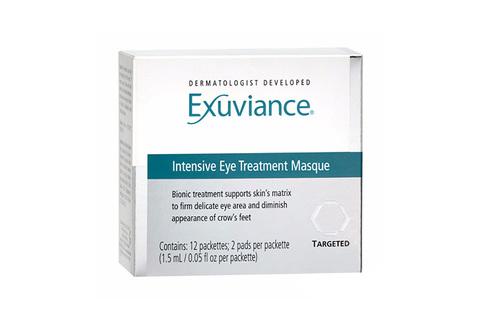 EXUVIANCE | Патчи для глаз в витамином А / Intenesive Eye Treatment Masque, (2 мл)