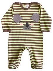 KotMarKot. Комбинезон для новорожденных с застежкой на плечах Коала вид 1