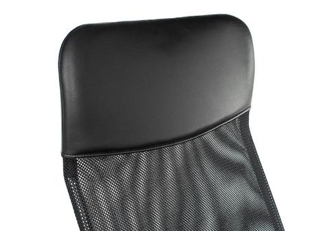 Офисное кресло для персонала и руководителя Компьютерное ARANO черное 65*65*119