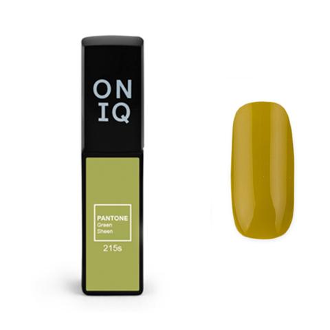 OGP-215s Гель-лак для покрытия ногтей. Pantone: Green Sheen