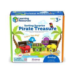 Пиратское сокровище Learning Resources упаковка