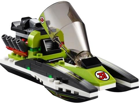 LEGO City: Гоночный катер 60114 — Race Boat — Лего Сити Город
