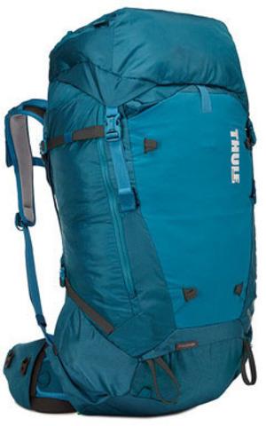 Картинка рюкзак туристический Thule Versant 60 Синий - 1