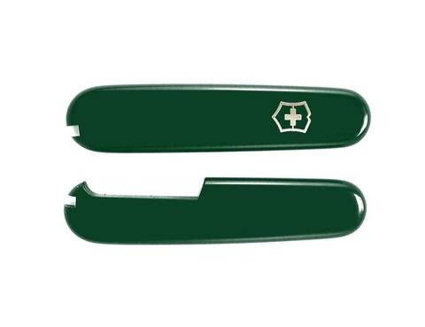Набор накладок для ножа Victorinox 91 мм., цвет - зелёный