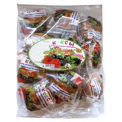 Кекс Махариши для детского питания с джемом из лесных ягод, 500г