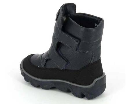 Зимние ботинки, цвет синий, Тотто (ТРК ГагаринПарк)
