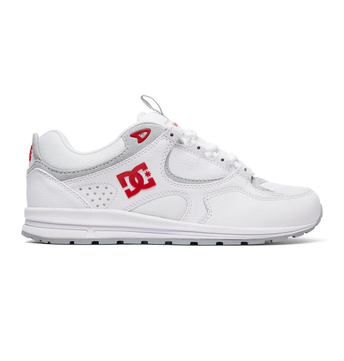 Кеды DC Shoes KALIS LITE M SHOE WRD WHITE/RED