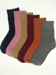 Носки женские (12 пар ) арт. ZB002