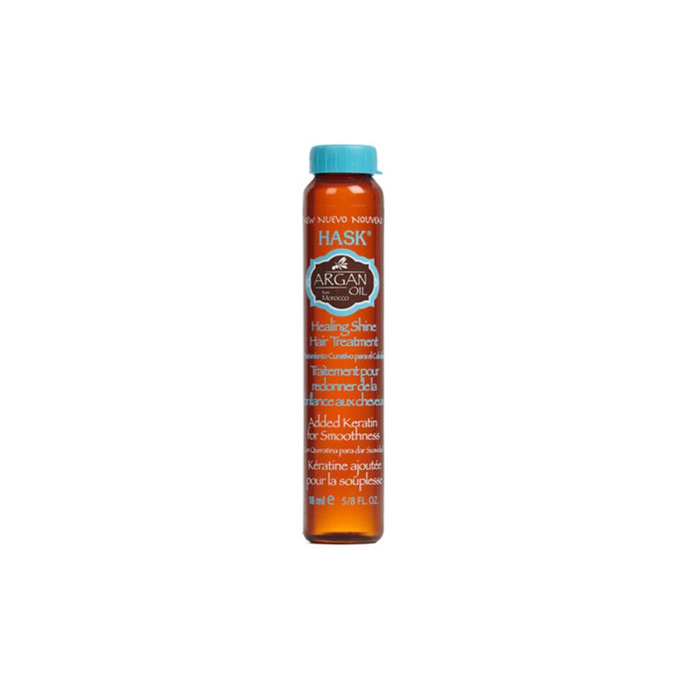 Средство лечебное для придания блеска волосам с Аргановым маслом