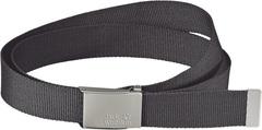 Ремень Jack Wolfskin Webbing Belt Wide dark steel