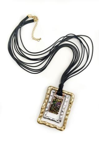 Ожерелье-10022