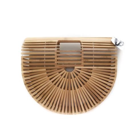 Плетеная летняя сумочка
