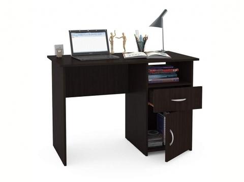 Компьютерный стол Комфорт 11 СК Моби венге