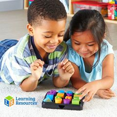 LER9286 Развивающая игра Ментал блокс возьми с собой Learning Resources
