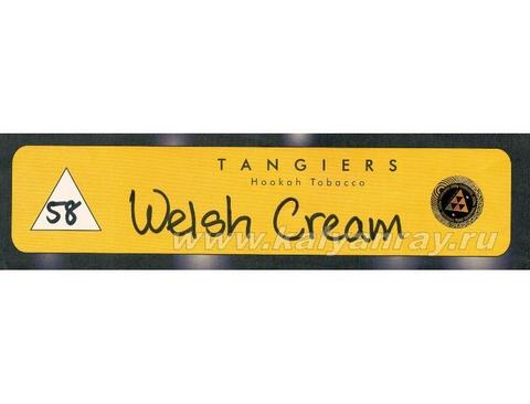 Tangiers Noir Welsh Cream
