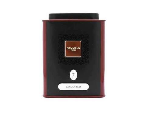 Чай черный Dammann Ceylon O. P., 100 г (Дамманн)