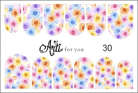 Слайдер Arti for You №30 РА