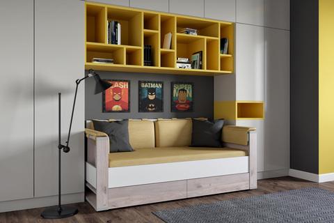 Комплект мебели Солнечная геометрия
