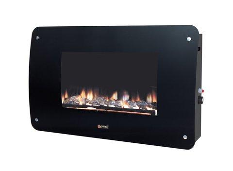 Газовый камин H5 Wall 4 LCD S 7 kw (MIRA HEATING)