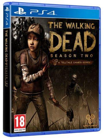 The Walking Dead: Season Two (PS4, английская версия)