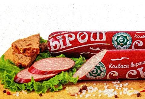 Колбаса с Сыром Халяль