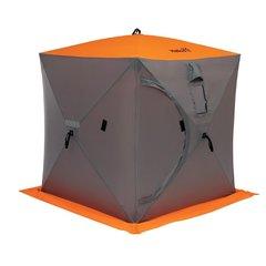 Палатка для зимней рыбалки Helios Куб 1,5х1,5 (HS-ISC-150OLG)