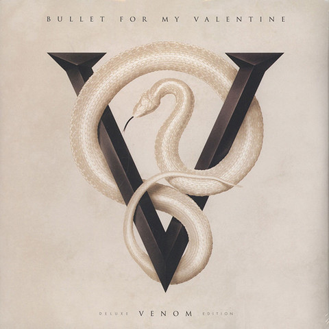 Виниловая пластинка. Bullet For My Valentine 