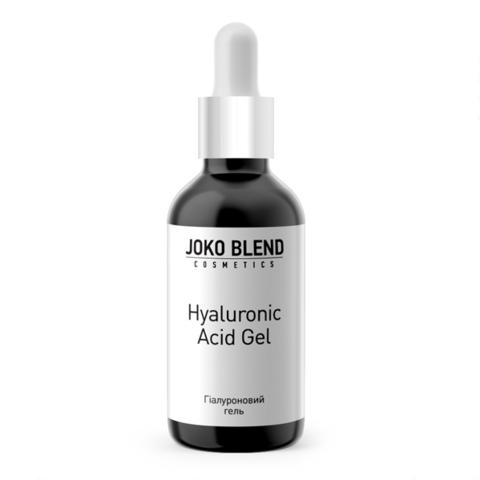 Гель для обличчя Hyaluronic Acid Gel + Альгінатна маска з золотом (2)