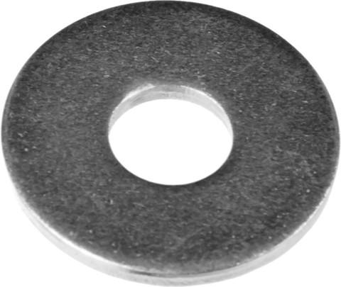 Шайба DIN 9021 кузовная, 4 мм, 5 кг, оцинкованная, ЗУБР