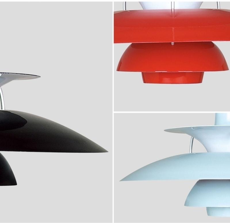 Подвесной светильник PH 5 by Louis Poulse (белый)