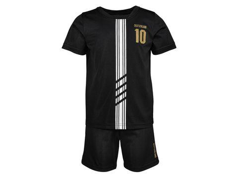 Комплект для мальчика футболка + шорты