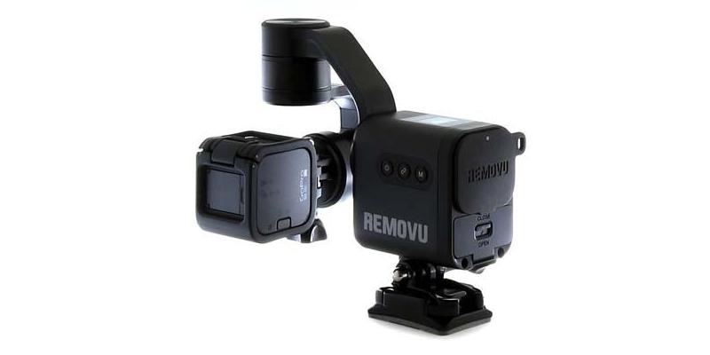 Электронный стабилизатор REMOVU S1