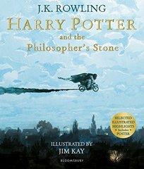 Harry Potter & the Philosopher's Stone - illust...