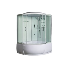 Душевая кабина WeltWasser  WW500 EMMER 11055-2 110х110х217 см