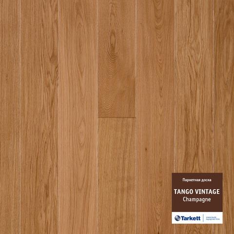 ПАРКЕТ Tarkett  Tango Vintage Шампань, 550129004, 6шт/2,18 м2, фаска с 4-х сторон