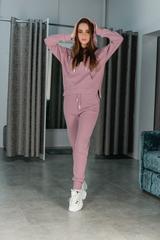 Розовый спортивный костюм женский Nadya