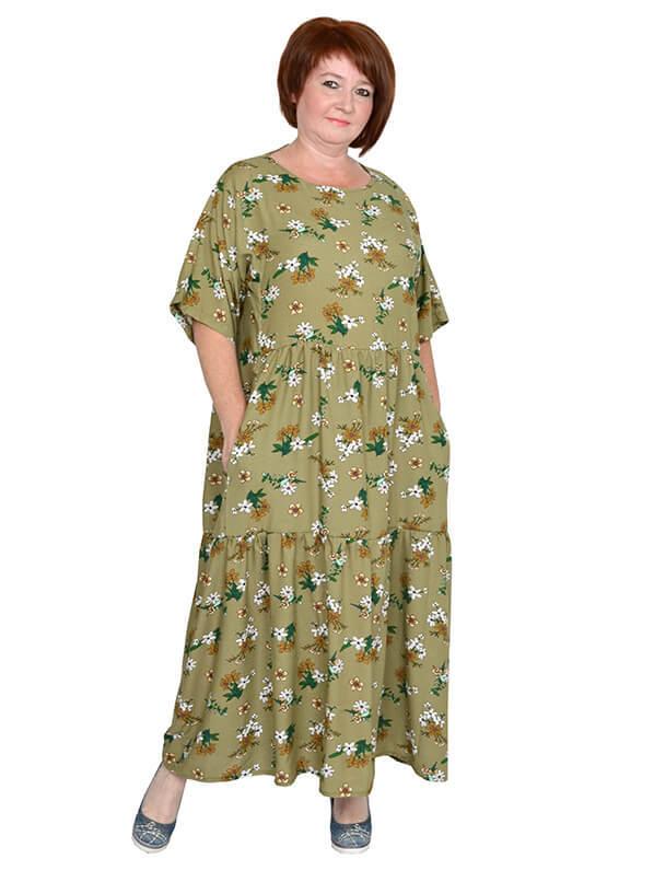 Платье Филомена штапель